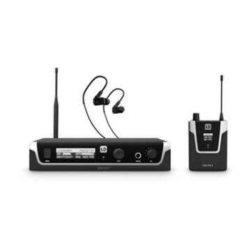 U500 in-ear monitoring system